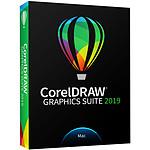 CorelDRAW Graphics Suite 2019 - Version complète (Mac)
