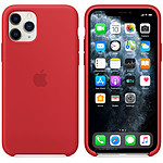 Apple Coque en silicone (PRODUCT)RED Apple iPhone 11 Pro