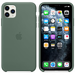 Apple Funda de silicona Bosque de pino Apple iPhone 11 Pro Max