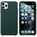 Apple Funda de piel Bosque Verde Apple iPhone 11 Pro Max