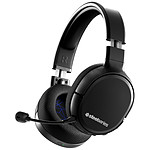 SteelSeries Arctis 1 Wireless PS4 (noir)