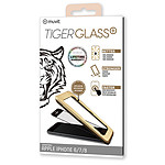 Tiger Glass Plus Verre Trempé Noir Apple iPhone 6/6s/7/8