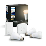 Philips Hue White Kit de démarrage E27 Bluetooth