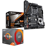 Kit Upgrade PC AMD Ryzen 7 3800X Gigabyte X570 AORUS PRO