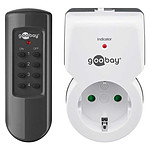 Goobay Starter Kit Radio Controlled Socket (1 prise)
