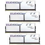 G.Skill Trident Z Royal 64GB (4 x 16GB) DDR4 3600 MHz CL16 - Plata