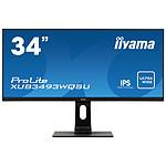 iiyama 3440 x 1440 pixels