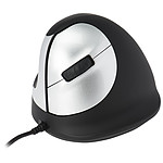 HE Wired Vertical Mouse (pour gaucher)