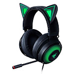 Razer Kraken Kitty (Noir)