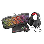 Trust Gaming GXT 1182RW (Avonn + Rava + Carus + GXT 752 Mousepad)
