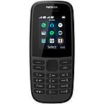 Nokia 105 2019 Dual SIM Noir
