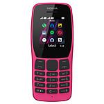Nokia 110 2019 Dual SIM Rosa