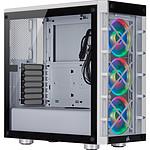 Corsair iCUE 465X RGB (Blanc)