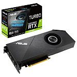 ASUS GeForce RTX 2080 SUPER TURBO-RTX2080S-8G-EVO