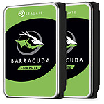 Seagate BarraCuda 6 To (2x 3 To - ST3000DM007)