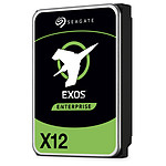 Seagate Exos X12 HDD 12 To (ST12000NM0007)