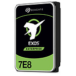 Seagate Exos 7E8 3.5 HDD 8 To (ST8000NM000A)