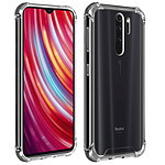 Akashi Coque TPU Angles Renforcés Xiaomi Redmi Note 8 Pro