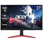 "Acer 27"" LED - KG271Cbmidpx"