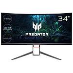 """Acer 34"""" LED - Predator X34P"""