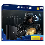 Sony PlayStation 4 Pro (1 To) + Death Stranding