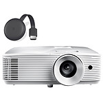 Optoma HD29H + Google Chromecast vidéo (3rd)