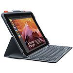 """Logitech Slim Folio iPad 10.2"""" (7ème génération)"""