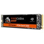 Seagate SSD FireCuda 520 500 Go