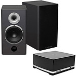 Cabasse Stream AMP 100 + Antigua MT22 Noir Satin