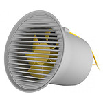 Baseus Small Horn Desktop Fan Gris