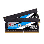 G.Skill RipJaws Series SO-DIMM 64 Go (2 x 32 Go) DDR4 3200 MHz CL22