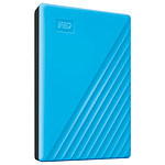 WD My Passport 2Tb Azul (USB 3.0)