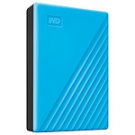 WD My Passport 4Tb Azul (USB 3.0)