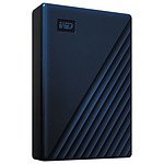 WD My Passport for Mac 5 To Midnight Blue (USB 3.0 / USB-C)
