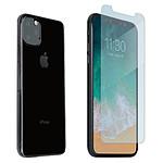 Muvit Verre Trempé Écran + Caméra pour iPhone 11 Pro Max