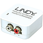 Lindy Convertidor Estéreo a audio SPDIF Digital