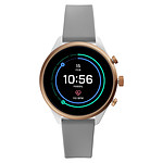 Fossil Sport 41 Smartwatch (41 mm / Silicone / Gris)