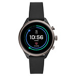 Fossil Sport 41 Smartwatch (41 mm / Silicone / Noir)