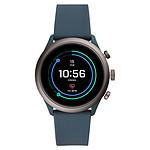 Fossil Sport 43 Smartwatch (43 mm / Silicona / Azul ahumado)