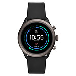 Fossil Sport 43 Smartwatch (43 mm / Silicone / Noir)