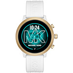 Michael Kors Access MKGO (43 mm / Silicona / Blanco)