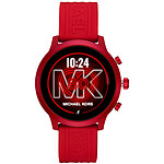 Michael Kors Access MKGO (43 mm / Silicone / Rouge)