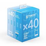 Polaroid Color 600 Film x40