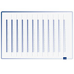 Legamaster planning annuel 60 x 90 cm
