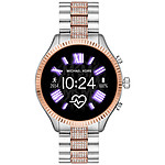 Michael Kors Access Lexington Gen.5 (44 mm / Acero / Plata y Rosa)