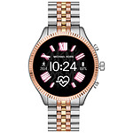 Michael Kors Access Lexington Gen.5 (44 mm / Acero / Plata, Rosa y Oro)