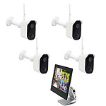MCL Kit de vidéosurveillance (4 caméras)