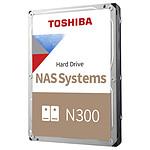 Toshiba N300 8 To (HDWG180EZSTAU)
