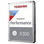 Toshiba X300 4 To