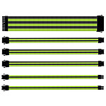 Cooler Master Sleeved Extension Cable Kit Negro/Verde